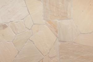 flagstones / crazy stone paving