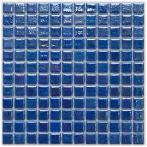 Mosaic glass tiles